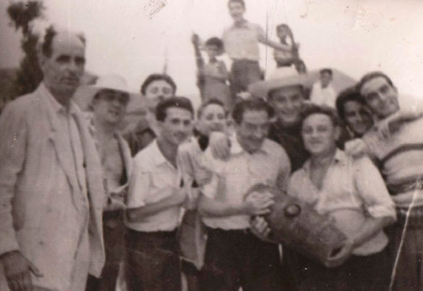 1952 - Giovanni Alois and part