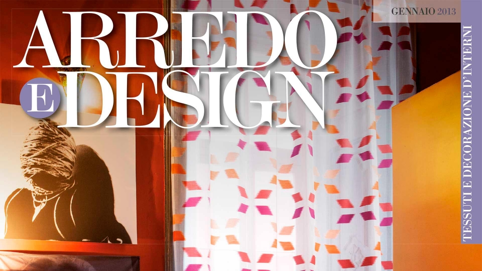 Special on Arredo e Design magazine